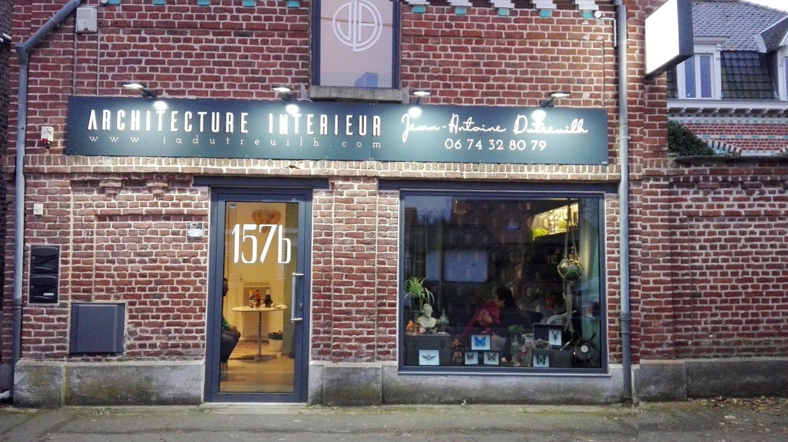 façade agence jadutreuilh